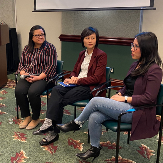 PACES hosts four leaders to talk about their experience with moving and working in Asia.